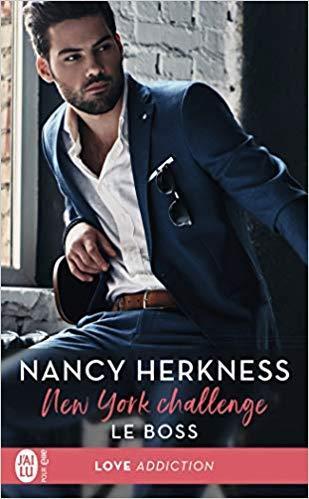 A vos agendas : Découvrez New York Challenge  - Le boss de Nancy Herkness