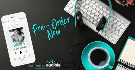FAKING IT_PreOrder Audible1