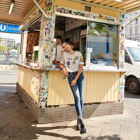 Diesel x Mustafa, une rencontre qui mêle kebab et mode