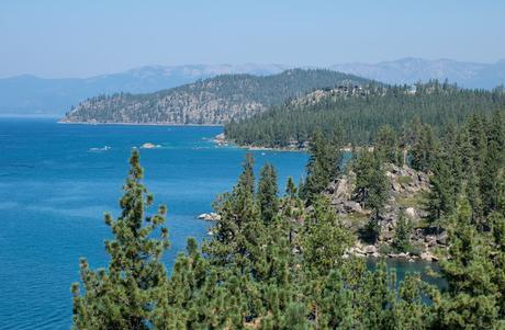 Quelques merveilles du lac Tahoe