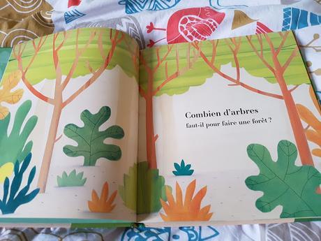 Bienvenus et Combien d'arbres ? de Barroux