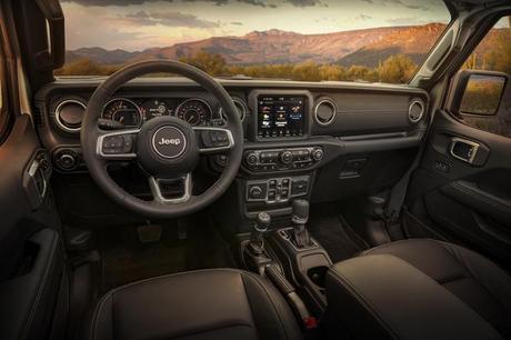 Jeep Wrangler Édition Moab 2018