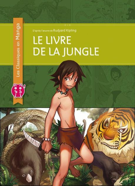 Le Livre de la Jungle, par Julien Choy & Crystal S. Chan