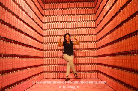 Le Museum of Ice Cream à San Francisco, le musée à instagramer