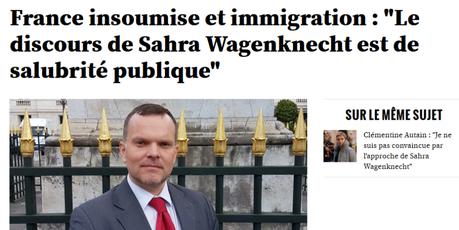 Bientôt une fusion de @FranceInsoumise et  @_LesPatriotes ? #RougesBruns #NoBorders