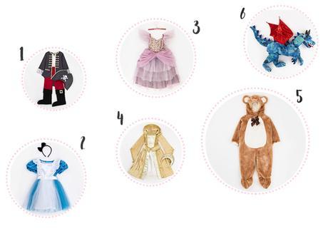 Mon top 12 des déguisements pour enfants