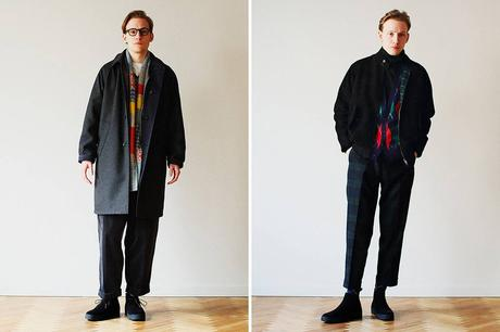 BEAMS PLUS – F/W 2018 COLLECTION LOOKBOOK