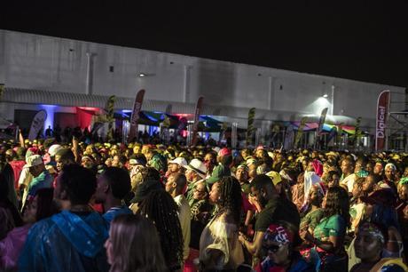 Trace Tropical m'a fait vibrer à l'Haitian Compas Festival à Miami