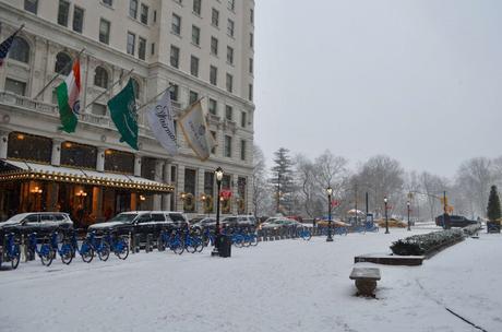 Un hiver à New York