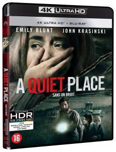 [Test Blu-ray 4K] Sans un bruit