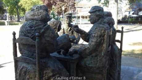 Nuenen : village de Van Gogh en Hollande