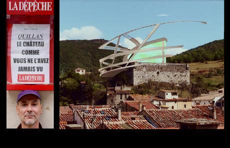 Utopies et réalités, Quillan en Languedoc Roussillon
