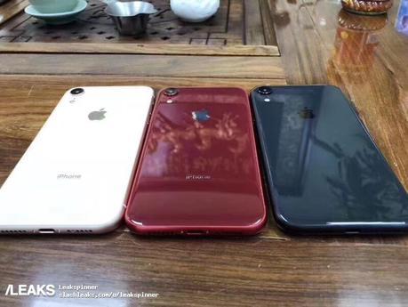 L'iPhone LCD 6,1 pouces proposé en bleu, blanc & rouge 🇫🇷 ?