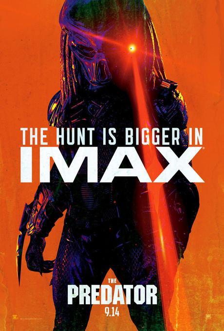 """La bande annonce de  """" The Predator """""""