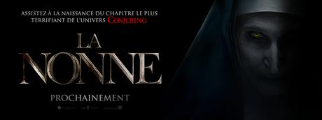 La Nonne avant The conjurant et Annabelle