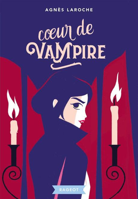 Coeur de vampire d'Agnès Laroche
