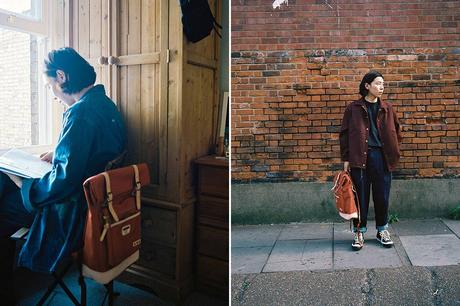 MASTER-PIECE – F/W 2018 COLLECTION LOOKBOOK