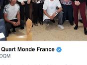 Emmanuel Macron Quart Monde même temps Richard Ferrand.
