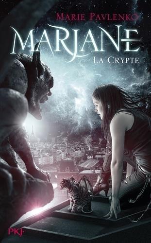 Couverture Marjane, tome 1 : La crypte
