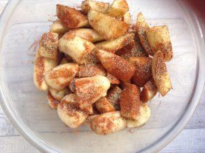 Recette des potatoes