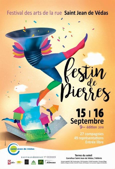 Saint Jean de Védas   Festin de Pierres 2018
