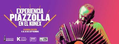 Experiencia Piazzolla cette semaine à la Ciudad Konex [à l'affiche]