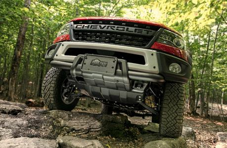 Chevrolet Colorado ZR2 Bison 2019