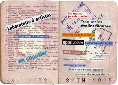 Passeport poétique - Etre quelqu'un d'autre