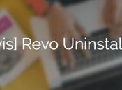 [Avis] Revo Uninstaller désinstaller nettoyer logiciels