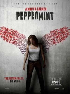 Peppermint (2018) de Pierre Morel