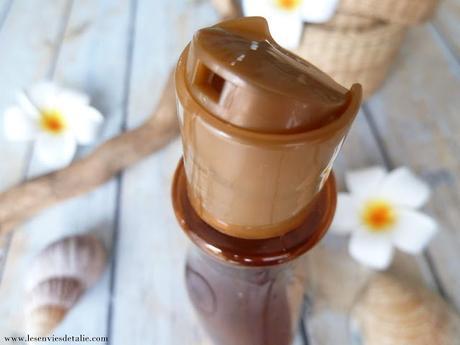 Une fin d'été en or avec l'huile scintillante Soleil des îles