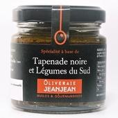 Nos Tapenades et olives 100% ARTISANALES - OLIVERAIE JEANJEAN - MOULIN DES COSTIERES NIMES
