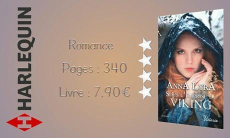 Sous l'emprise du Viking » Anna Lyra