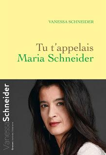 Tu t'appelais Maria Schneider, Vanessa Schneider