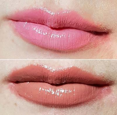 Vivid Hot Lacquer de Maybelline  Test de mes premières laques à lèvres
