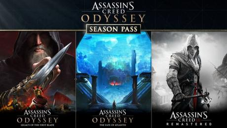 Assassin's Creed Odyssey – Le contenu post lancement