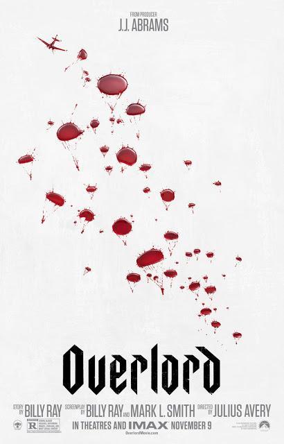 Nouvelle affiche US pour Overlord de Julius Avery