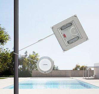 Nouveauté : Le robot laveur de vitre sans fil WINBOT X est disponible