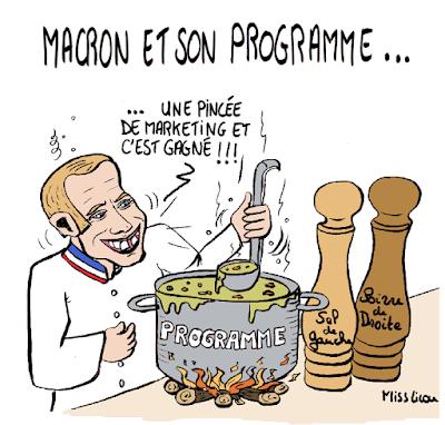 571° La charité selon Macron