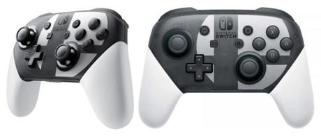 Collector – Une Nintendo Switch Super Smash Bros. Ultimate en édition limitée