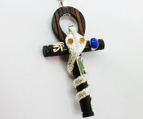 pendentif egyptien croix de vie