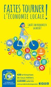 Faites tourner l'économie locale - Produit en Bretagne