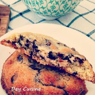 Cookies comme ceux de Levain Bakery