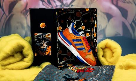 Adidas x Dragon Ball Z Son Goku vs Freezer release date