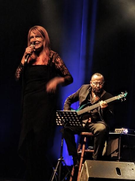 Cathy Le Goff Jazz Quartet - salle Horizon à Plédran, le 14 septembre 2018