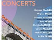 Oyonnax (aujourd'hui samedi) Nantua (demain dimanche) concert patrimoine
