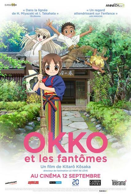 [CRITIQUE] : Okko et les Fantômes