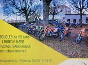 Rando moto L'échappée Verte Moto Loisirs Siaugues (43), novembre 2018
