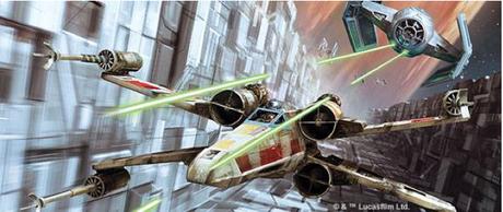 Star Wars  X-Wing, embarquez dans les mythiques vaisseaux de la saga chez Fantasy Flight Games