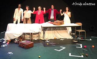 Noce de Jean-Luc Lagarce, mis en scène par Pierre Notte